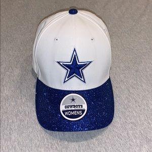 Dallas Cowboys authentic glitter Isabella hat